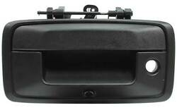 Rostra Tailgate Handle Backup Camera And Mirror Kit For 14-18 Silverado Sierra
