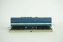 Marklin Ho Scale Texas And Pacific Tandp Emd F7 B-unit Diesel Engine Item 4081