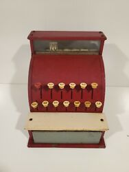 Tom Thumb Collectible Antique Western Stamping Co Toy Cash Register Bank