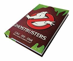 Ghostbusters Containment Unit Journal Factory Entertainment New
