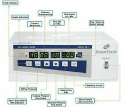 Co2 Insufflator Based , Feather Touch, Digital System Enertech High Performance@