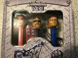 Nib 2006 Pez Occ Orange County Choppers Limited Edition Collector's Tin Gift Set