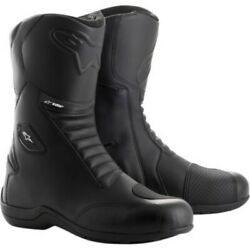 Alpinestars Andes V2 Drystar Touring Boots For Motorcycle Street Riding