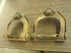 Nos Oem Ford 1975 1978 Mustang Ii + Pinto Lower Control Arms Pair 1976 1977