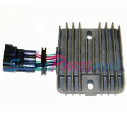 68v-81960-10 Voltage Regualtor Rectifier Fit Yamaha Outboard F 40hp - 115hp 4t