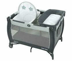 Graco Pack And039n Play Care Suite Playard Winfield Brand New