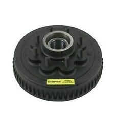 Dexter 8-385-82 Nev-r-lube Hub And Drum Only For 7,000 Lb Axles - 8 On 6-1/2