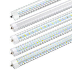 T8 8ft Led Shop Light Bulbs Single Pin Fa8 45w 72w 120w 8 Foot Led Tube Light 8and039