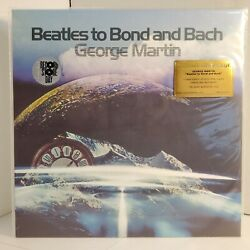 Beatles To Bond And Bach By George Martin Vinyl Record Store Day 2018 Sealed
