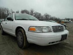 Driver Front Door Without Armored Option Fits 03-11 Crown Victoria 160896