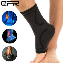 Cfr Ankle Support Compression Bandage Brace Achille Tendon Foot Sport Protector