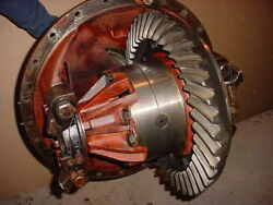 Clark 290m Front Differential M290 Rite Big Bud Farm Tractor 3rd Member Drop In