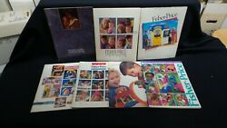 Seven Vintage Fisher Price Toy Fair Catalogs From 1988-1993 And 1995