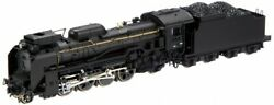 Kato 2016-6 Jnr Steam Locomotive Type D51 Standard N Scale From Japan F/s