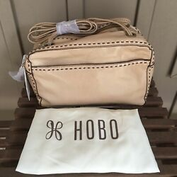NWT $248 HOBO Bags Crux Shoulder Bag in Parchment $79.00