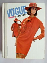Vogue Patterns Catalog - 1964 Large Store Counter Pattern Book