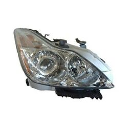 For Infiniti G37 08-10 In2503129 Passenger Side Replacement Headlight Brand New