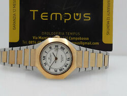 Yacht Club Ii 3112 Lady Steel And Gold 18 Kt Years And03980 Bracelet Lady And039s Watch