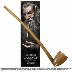 The Noble Collection Gandalf Pipe Functional