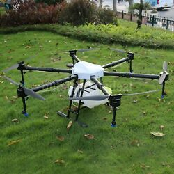 Hot Agriculture Drone 6axis 1650mm Agricultural Uav Drone Frame 16kg 15l Tank