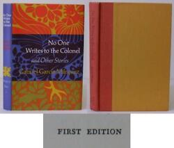 Gabriel Garcia Marquez / No One Writes To The Colonel And Other Stories 004019
