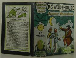 P G Wodehouse / Summer Moonshine First Edition 1938 1114031