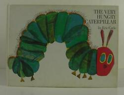 Eric Carle / The Very Hungry Caterpillar Board Book And Plush 1979 1311072