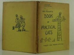 T S Eliot / Old Possumand039s Book Of Practical Cats First Edition 1939 1312007
