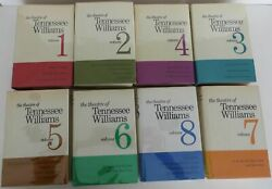 The Theatre Of Tennessee Williamsvolumes 1 8 / First Edition 1971 1403168