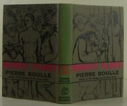 Pierre Boulle / Monkey Planet Planet Of The Apes First Edition 1964 1407001