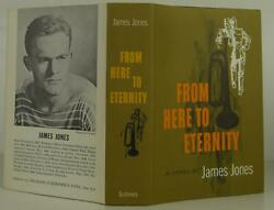 James Jones / From Here To Eternity Signed 1951 1407010