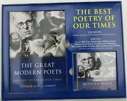 Michael Schmidt / Great Modern Poets The Best Poetry Of Our Times 2006 1601019