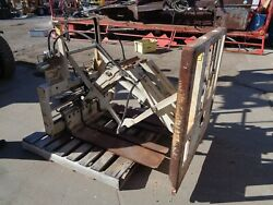 Cascade Mark Push/pull Attachment Forks Positioner Class Ii