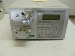Primeline 501-0040 Solvent Delivery Module Motor Bad As Is For Parts Or Repair