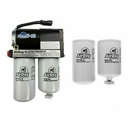 Airdog Ii-4g 100 Gph And Extra Filters For 2001-2010 Chevy/gmc 6.6l Duramax Diesel