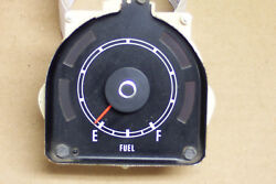1968 And Other Mercury Cyclone Instrument Panel Fuel Gauge Oem Tested