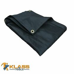 Heavy Duty Black Shade Mesh Tarp Comes In 78 Different Sizes By Klasstools