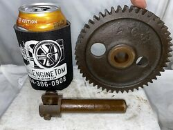 Timing Gear 1 3/4 - 2 1/4 Hp Associated / United Hit Miss Gas Engine Acb