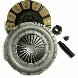 Valair Heavy Duty Upgrade Clutch Kit For 2003-2010 Ford 6.0l 6.4l Powerstroke