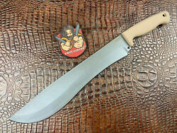 Busse Combat Infi Bb13 Basic 13 W/ Sage Coating Never Used Ready To Be Abused