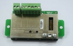 Emerson Mas 2600 Transducer Amplifier Pcb 8- Ranges Mount 4-20 Ma Two Wire Level