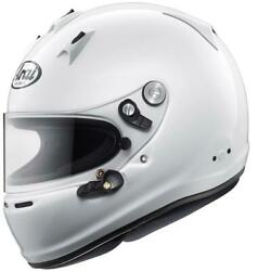 Arai Gp-6 Ped With M6 Studs Fia 8859-2010 And Snell Sa 2015 Car Racing Helmet
