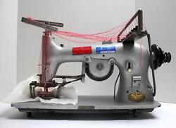 Kandp 12-needle Chainstitch Elastic Smocking Industrial Sewing Machine Head Only
