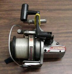 Decent Used Daiwa Pm4000h Spinning Reel