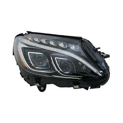 For Mercedes-benz C300 15-18 Replace Passenger Side Replacement Headlight