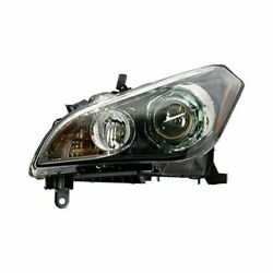For Infiniti M37 11-13 In2502155 Driver Side Replacement Headlight Brand New