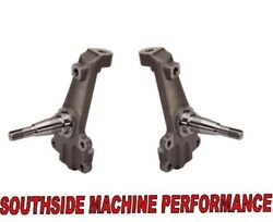 Negative Roll Tall Performance Spindles For Gm A/f/x-body Chevelle Camaro Gto