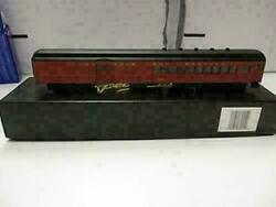 Vintage Master Railroader Series From Bachmann Diner N And W Train Car 1012