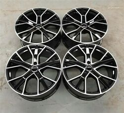 Set4 20x9 5x112 Wheels Audi A4 A8 Q5 A4 S4 A5 Rs4 S5 Rs3 Passat Phaeton New Rs