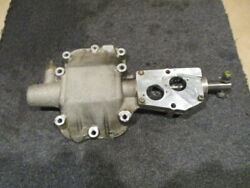 Ferrari 575 599 612- Inside Gearbox Controls Cover Assembly - P/n 186432
